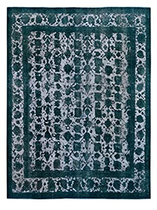 Kalaty One-of-a-Kind Pak Vintage Rug, Grey/Black, 9' 4