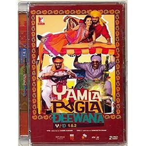 Yamla Pagla Deewana 1 & 2