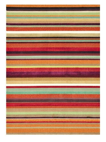 Loloi Rugs Riviera Collection Rug (Multi Stripe)