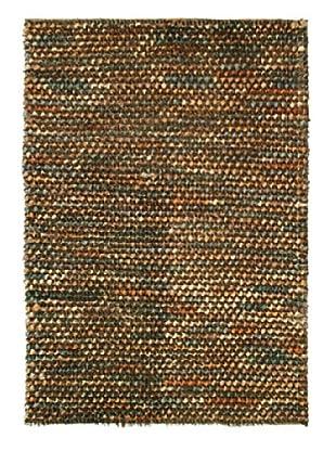 Classic Home Pebble Shag Rug (Brown)