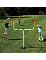 Franklin Go Pro Youth Football Goal Post Set