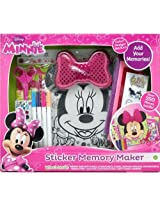 Disney Mickey Mouse Friends Minnie Mouse Sticker Memory Maker