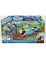 Thomas And Friends Track Master Motorized Railway Thomas Dockside Delivery Set