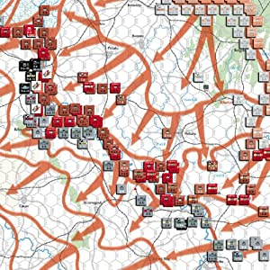 ゲームジャーナル42号 マンシュタイン最後の戦い画像