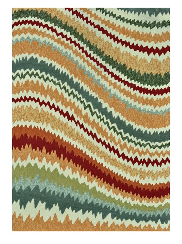 Loloi Rugs Enzo Collection Indoor/Outdoor Rug (Spice)