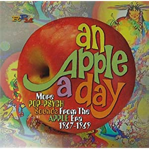 An Apple a Day: More Pop Psych Sounds from the Apple Era 1967-1969