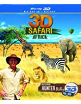 3D Safari Africa - Blu-ray