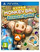 PS Vita Super Monkey Ball BNA SPL