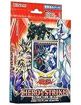 Yu-Gi-Oh! Arc Five Structure Deck HEROs STRIKE (Japan Import)