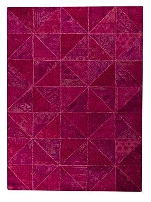 MAT Vintage Tile Rug (Pink)