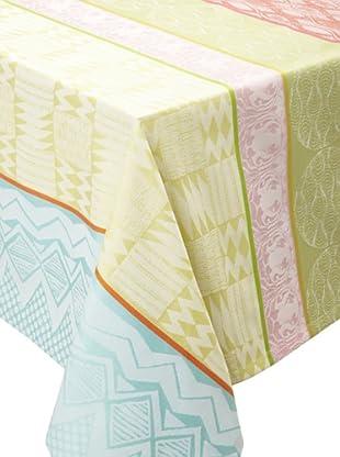 Garnier-Thiebaut Mille Totem Tablecloth (Marshmallow)