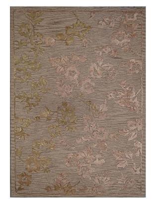 Mili Designs NYC Rosy Rug, 5' x 8'