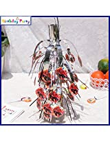 Spiderman Theme Table Decorations 1 Pc/Pack
