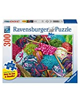 Ravensburger Knitting Notions Large Format Puzzle (300-Piece)