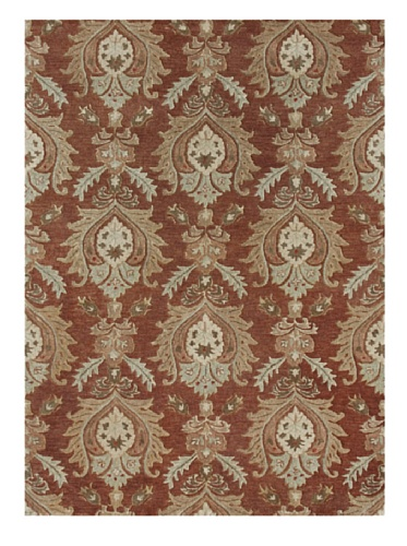 Loloi Rugs Fulton Collection Rug (Rust)