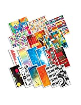 RoseArt Graphic Skinz Transfers Refill Music Kit