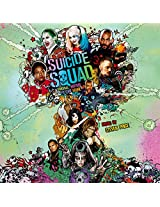Suicide Squad [180 gm 2LP black vinyl]