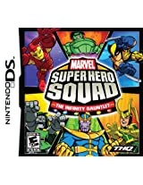 Marvel Super Hero: Infinity (Nintendo DS) (NTSC)