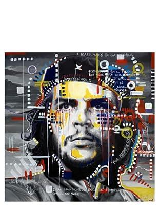 "Giorgio Casu-Che Guevara, 30"" x 30"""