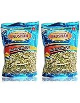 Badshah Palak Kaju Mixture, 400g (Pack of 2)