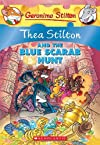 Thea Stilton and the Blue Scarab Hunt: 11 (Geronimo Stilton)