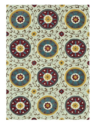 Loloi Rugs Aris Collection Rug (Ivory/Multi)