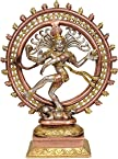 Exotic India Nataraja - Brass Statue