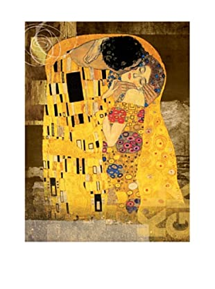 PlatinArt Cuadro Hommage À Klimt 60 x 80