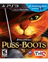 Puss in Boots (Move Enabled) (PS3)