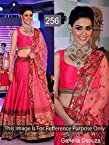 Genelia Bollywood Replica Lehenga 256 By Fashion Founder