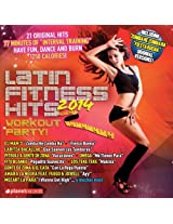 Latin Fitness Hits 2014 / Vari