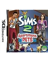 Sims 2: Apartment Pets (Nintendo DS) (NTSC)