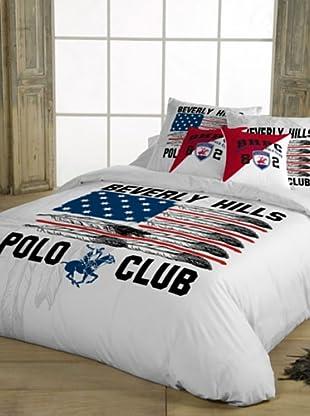 Beverly Hills Polo Club Juego de Funda Nórdica Indiana