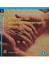 Verplegen Van Geriatrische Zorgvragers, Niveau 4