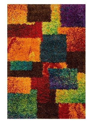 Loloi Rugs Barcelona Shag Rug (Multi)