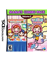 Mama's Combo Pack - Vol. 2 (Nintendo DS) (NTSC)