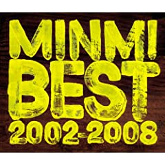 MINMI BEST 2002-2008 Disc 1