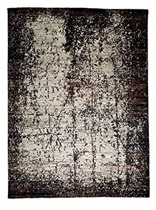 Darya Rugs Ziegler One-of-a-Kind Rug, Slate, 7' 10 x 5' 10