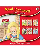 Read it Yourself - Level 1