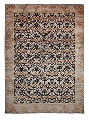 Darya Rugs Modern Oriental Rug, Lavender, 8' 10