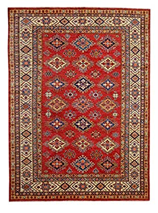 Kalaty One-of-a-Kind Kazak Rug, Red, 6' x 9'