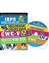 IBPS Bank PO/MT/SO Preliminary Online Exam CWE 5 Practice Work Book Including Solved Paper 2015 - Old Edition (With CD)
