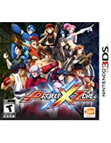 Project X Zone (Nintendo 3DS) (NTSC)