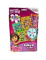 Dora The Explorer 14491 Bingo Game Resealable Bag