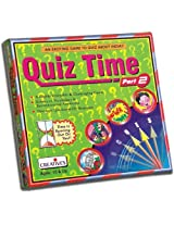 Creative Educational Aids 0657 Quiz Time - II