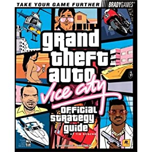Grand Theft Auto: Vice City Official Strategy Guide for PC (Brady Games)