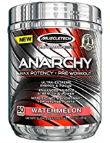 MuscleTech: Anarchy 30 Servings, Watermelon