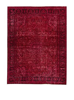Design Community by Loomier Alfombra Revive Vintage Fucsia 247 x 318 cm