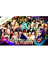 Dead or Alive 5 Ultimate (XBox 360)