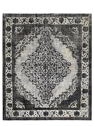 Kalaty One-of-a-Kind Pak Vintage Rug, Gray, 9' 9